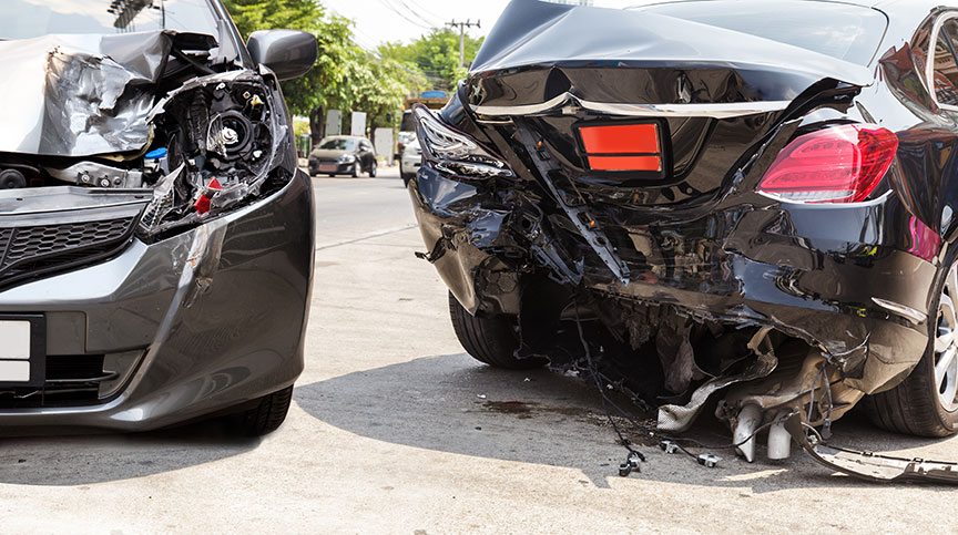 What Kind of Car Wreck Can You Sue For?